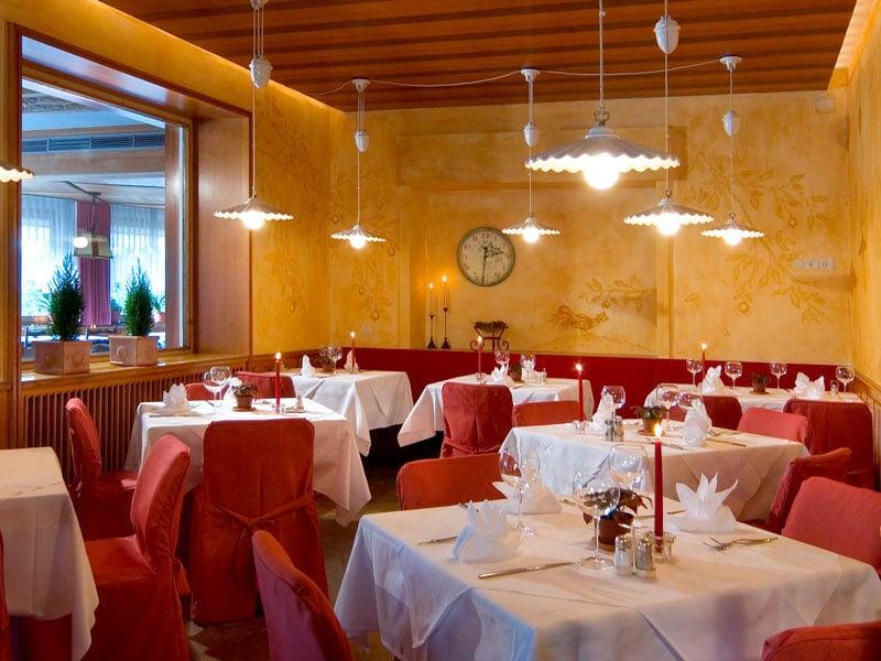 restaurant in bruneck hotel andreas hofer bruneck